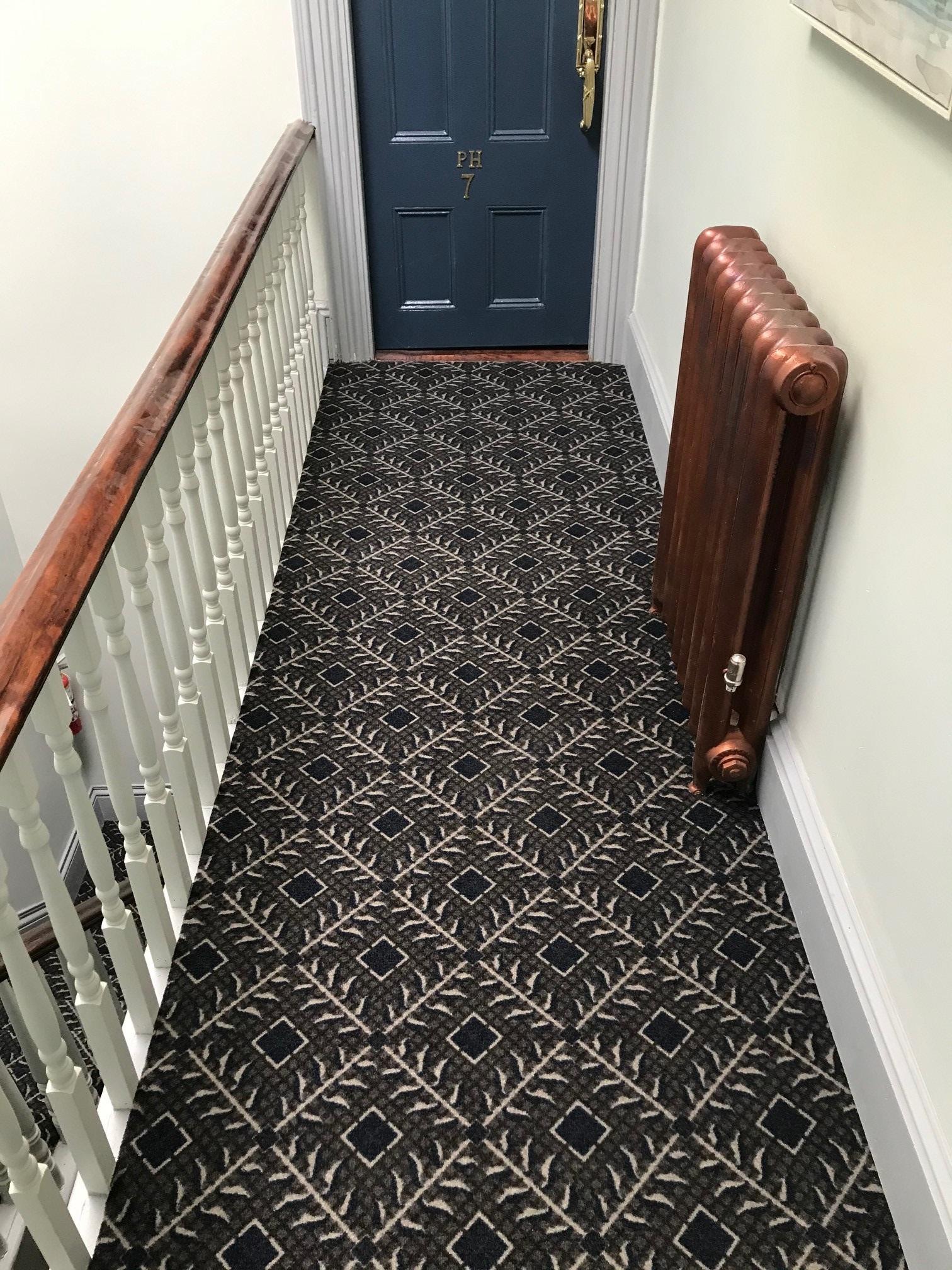 Sheridan Stairs 1