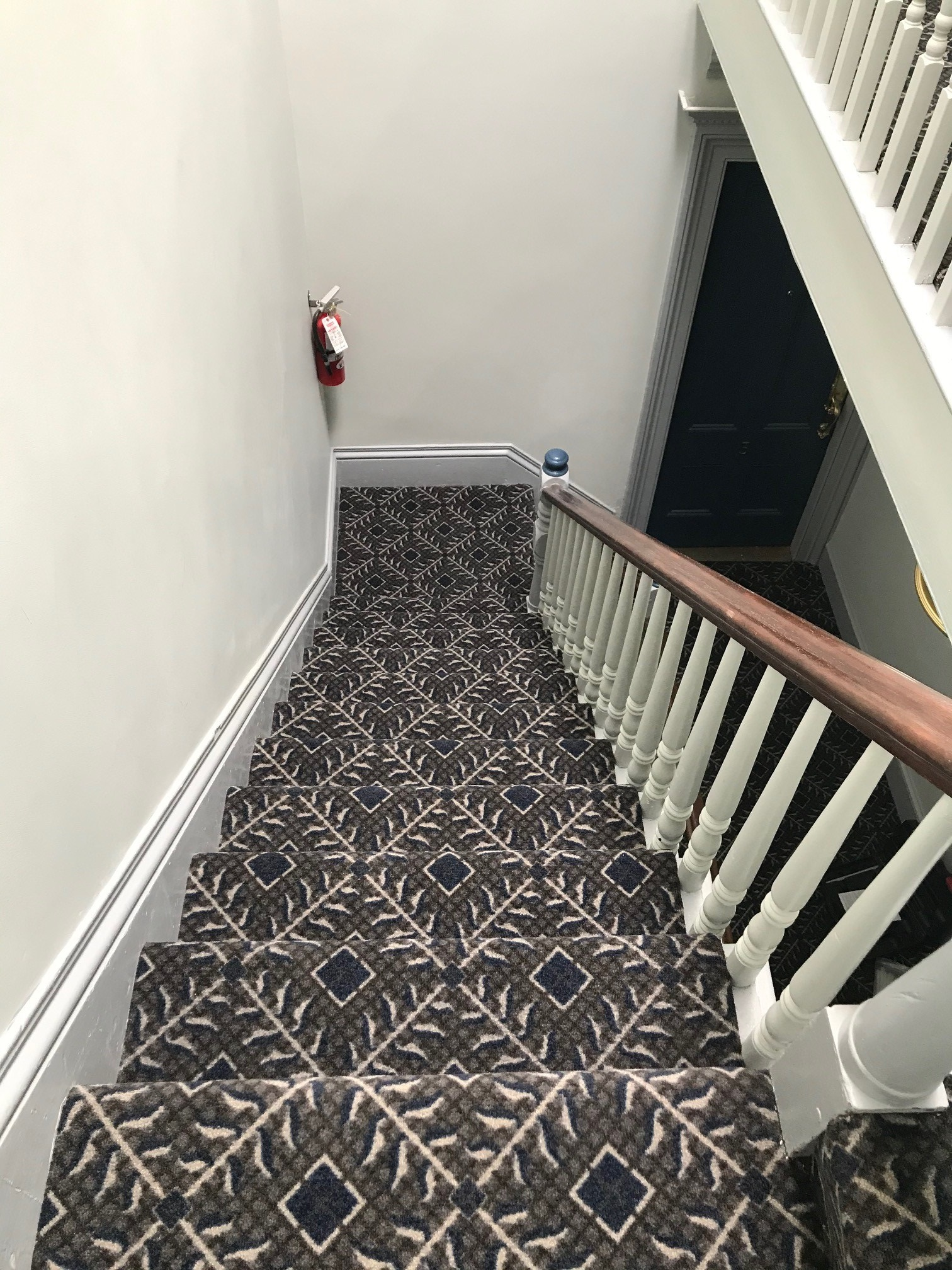 Sheridan Stairs 2