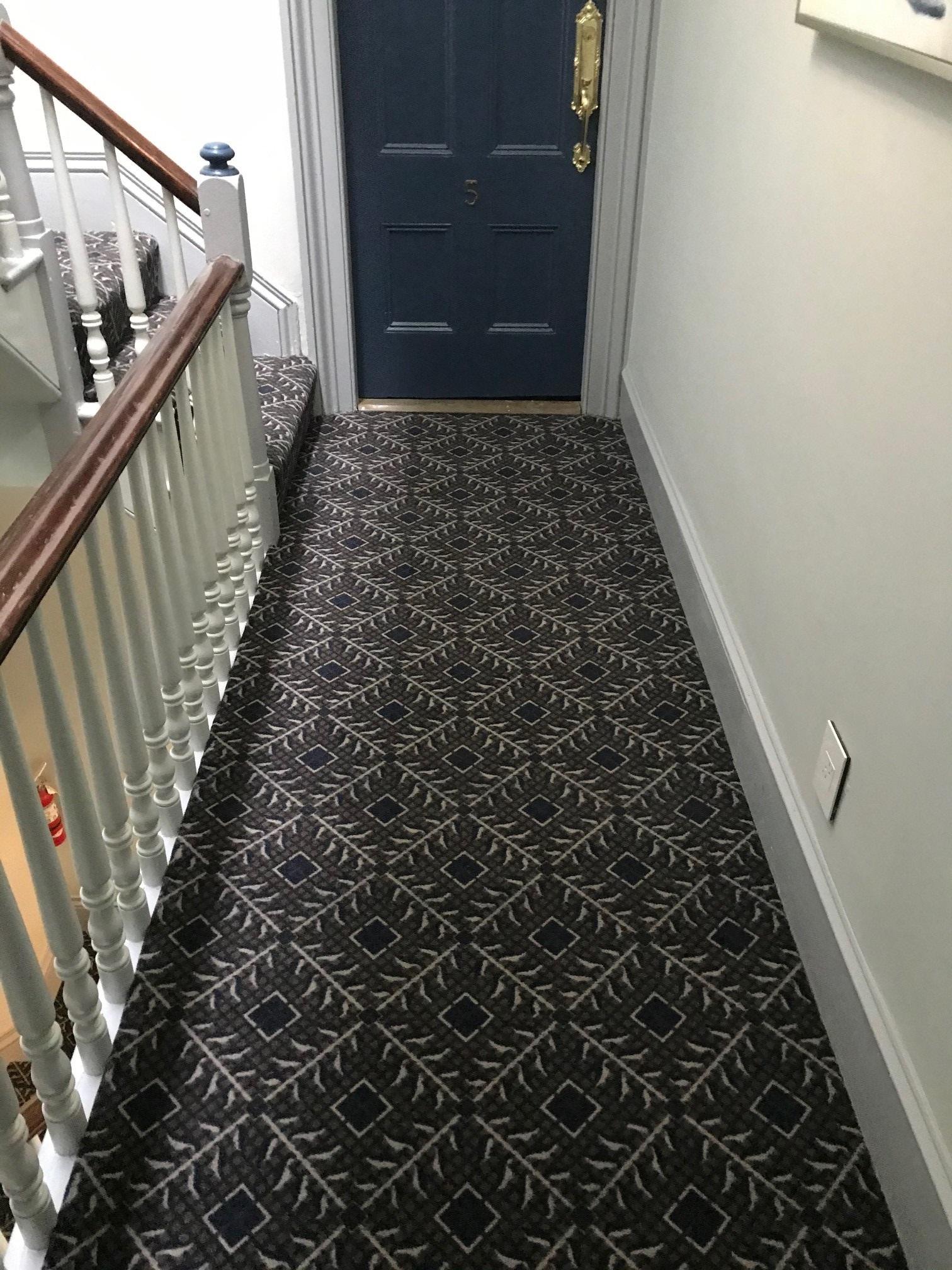 Sheridan Stairs 4
